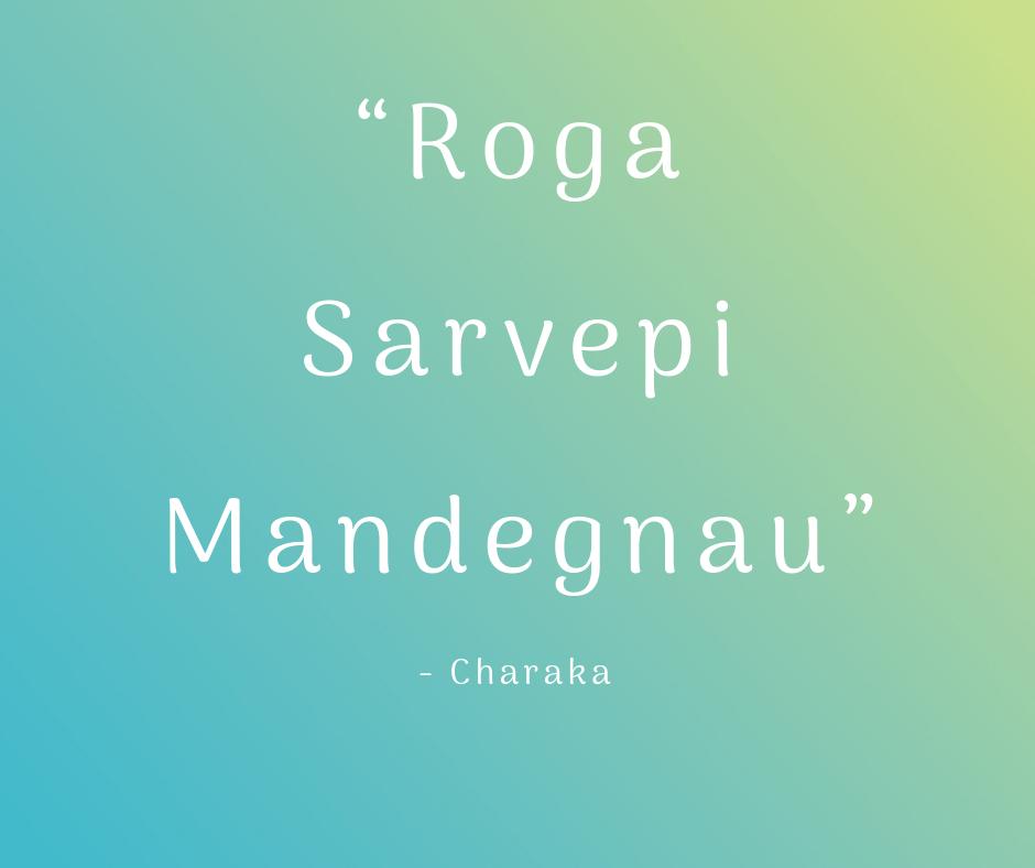Agni Ayurveda Charaka