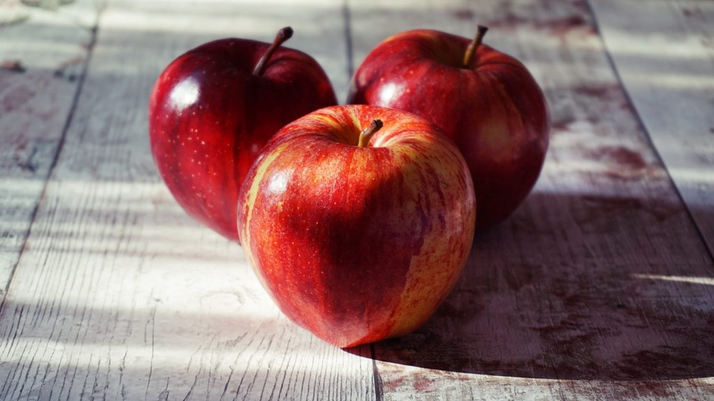Baked fruits recipe, oven apple, Ayurveda, ayurveda Athens, diet, nutrition