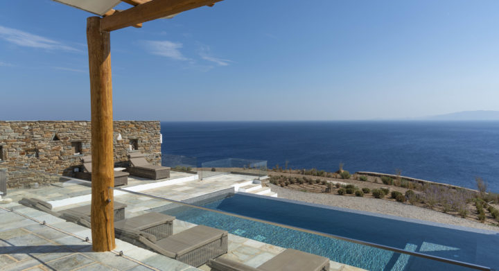 Vathi Bleu Tinos ayurveda yoga retreat