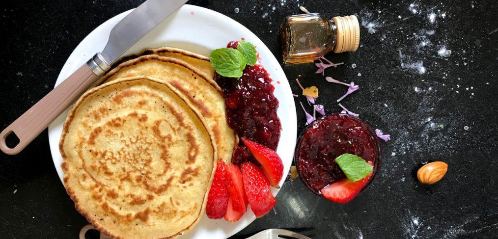 yeast free pancakes