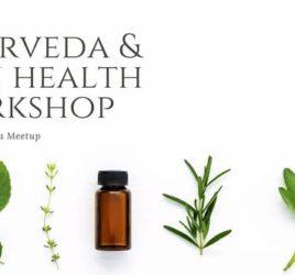 ayurveda skin health workshop