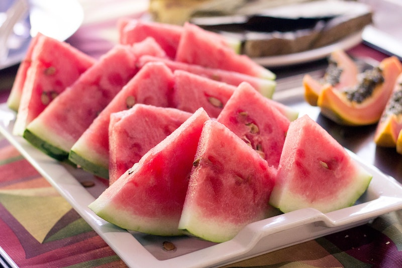 watermelon, ayurveda summer diet