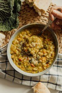 lentil soup ayurveda