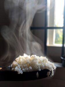 ayurveda anti inflammatory rice porridge