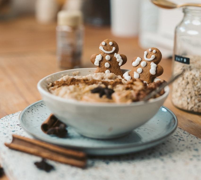 nourishing oat porridge ayurveda vata pitta