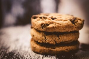 home made organic zea cookies ayurveda